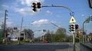 Spoorwegovergang Emmerich (D) Railroad crossing Bahnübergang
