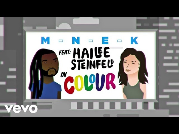 MNEK - Colour (Lyric Video) ft. Hailee Steinfeld