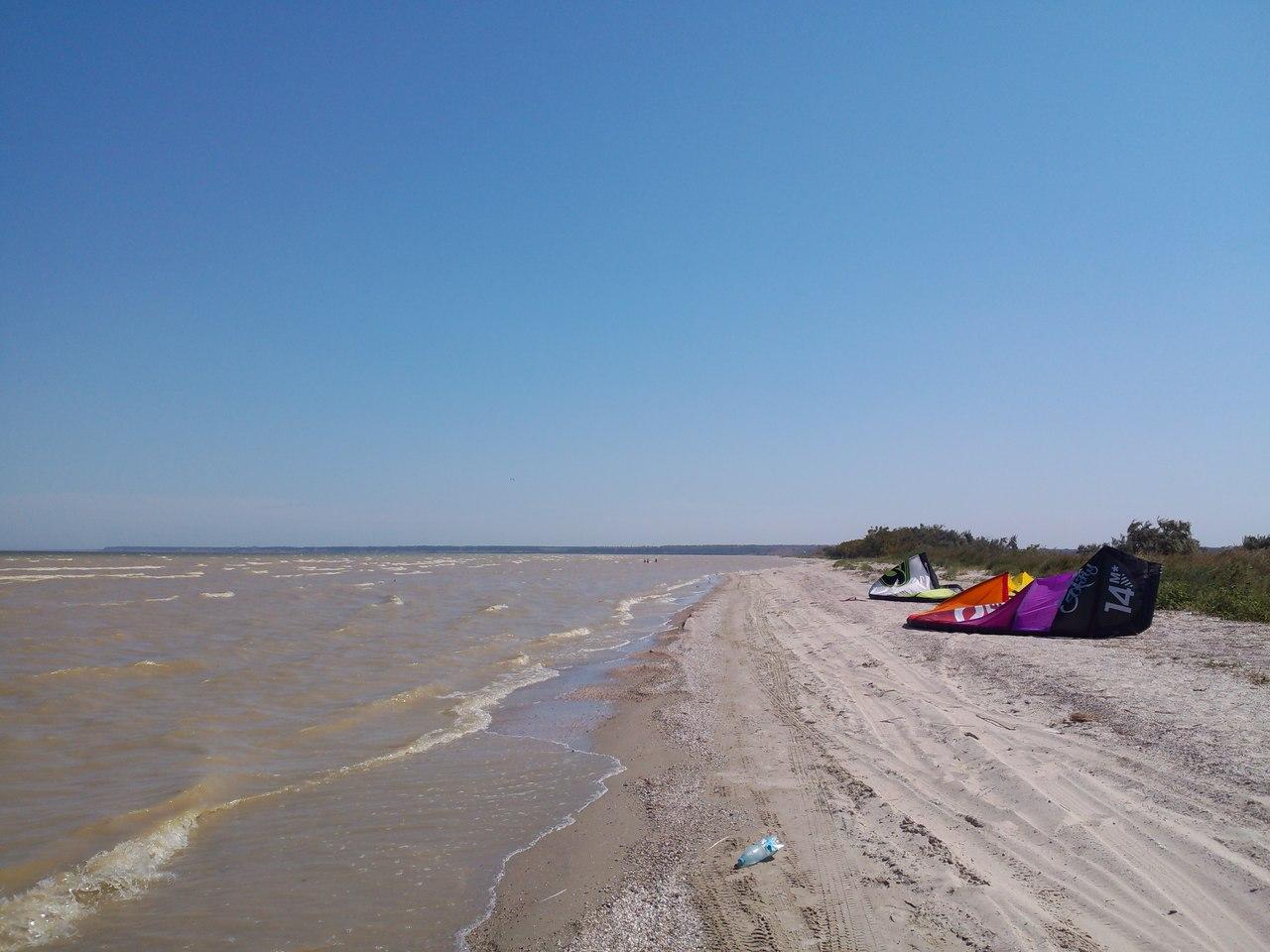 Шабельское. Таганрожский залив.