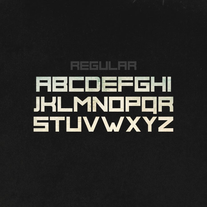 Download Phage font (typeface)