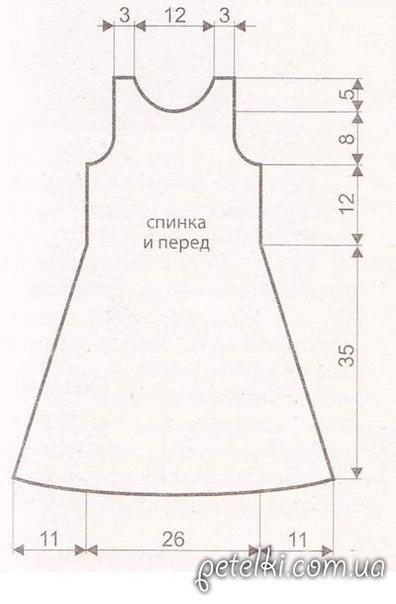 Delicadezas en crochet Gabriela: Vestido de ganchillo niña ...