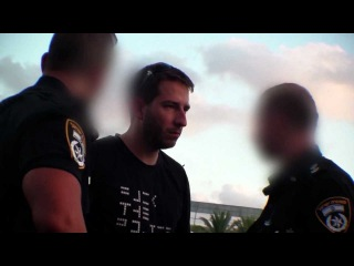 TEL-AVIV HARDCORE/SADYLE - FUCK POLICE RAP
