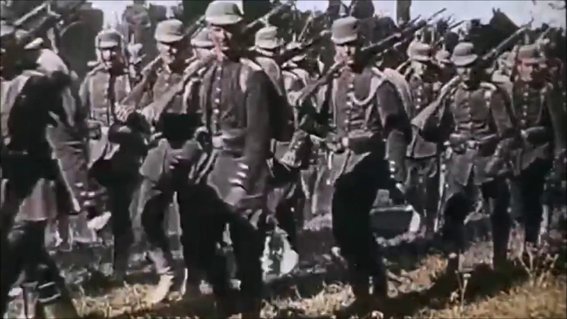 German Army Hell March WWI