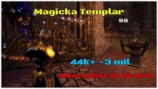 Magicka Templar Alternative to Siroria Build (44k+ -3 Mil) Summerset Isle