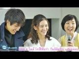 140315 ออม & ไมค์ โชว์ฝีมือทำ กิมจิคิมบับ แสนอร