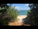 США Майами Флорида Путешествие на Key Biscayne