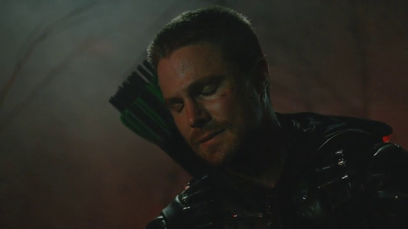 Arrow My name is Oliver Queen Season 6 intro