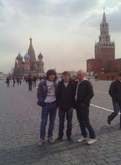 Андрей Овечкин, 20 апреля , Москва, id201692245