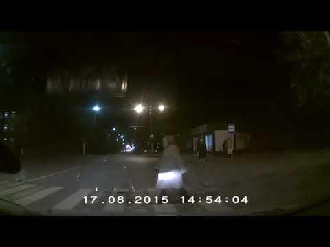 Обычный пешеход и обычный водитель Чебоксары