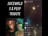 Juice WRLD - Legends XXXTentacion & Lil Peep Tribute (OFFICIAL SNIPPET)