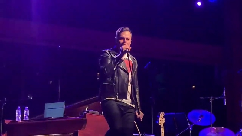 Marc Martel @ The Charity Concert for Valley Youth House