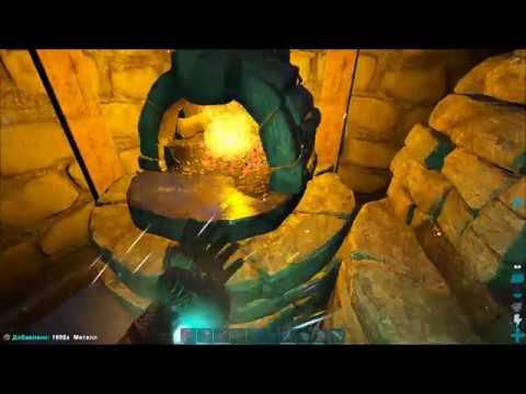 ARK: Survival Evolved - Выживаем на сервере х50 Ragnarok (часть 4)