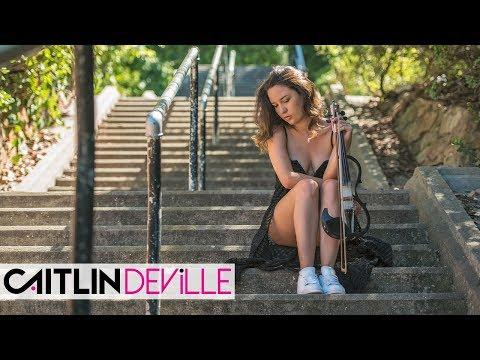 EL BAÑO (Enrique Iglesias ft. Bad Bunny) - Electric Violin Cover | Caitlin De Ville