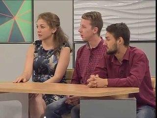 ГТРК ЛНР. Утро Донбасса. А. Мацкевич, Е. Лысцев, Г. Ермаков. 5 июня 2018