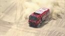 Accidente De Un Camión Maz En Dakar 2018