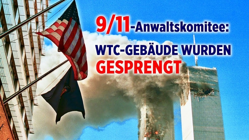 9/11-Anwaltskomitee legt Beweise vor: World Trade Center Gebäude wurden gesprengt