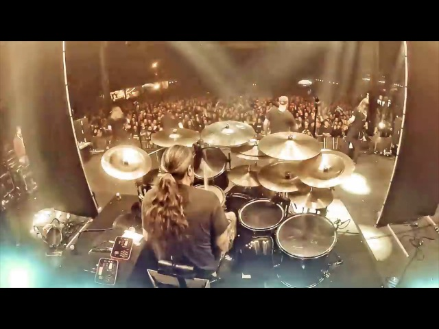Tomas Haake and Randy Black Part 2 of Wincents Drummer to Drummer in HD