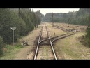 Железнодорожная линия Лелле-Пярну / Lelle-Pärnu railway line