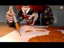 Клоун убийца издевается над людьми ночью, Пранк часть 2