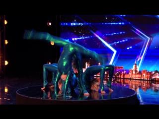 Бурятским девушкам аплодировали стоя на шоу «Британия ищет таланты»