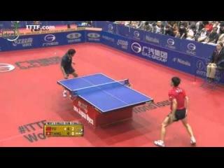 2014 Japan Open 1/2 YU Ziyang vs TANG Peng Highlights