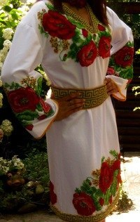 вишиванки жіночі плаття в коломиї 055f1ad97d718