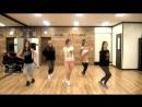 V DAY уроки танцев от южнокорейских девушек mp4