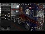 ETS2Euro Truck Simulator 2 Scaniar New Generation game version 1.31.x