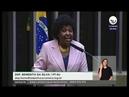 Dep Benedita da Silva PT RJ fala sobre a proposta de reforma da Previdência do governo Bolsonaro