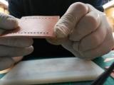 Инструмент для кожи. Минипробойник - игла - шило. Ширина 1,8Толщина 1,2Хорошая сталь. Прекрасная заточка. Поддаётся правке.