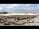 Дивноморск Море после Шторма.