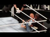 WWE RAW 7/12/10 teen fan grabs John Cena off the air and gets ejected