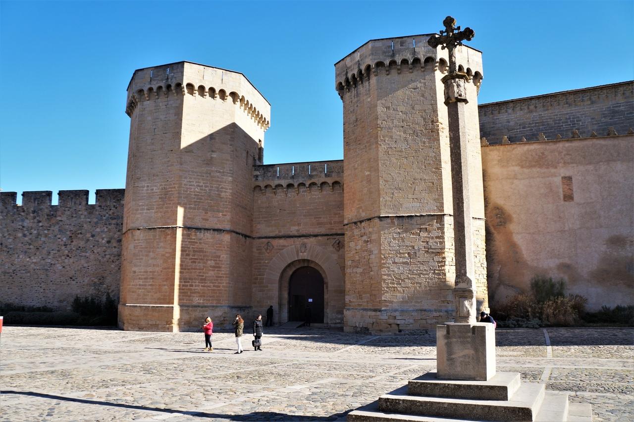 Великий цистерцианский монастырь Поблет