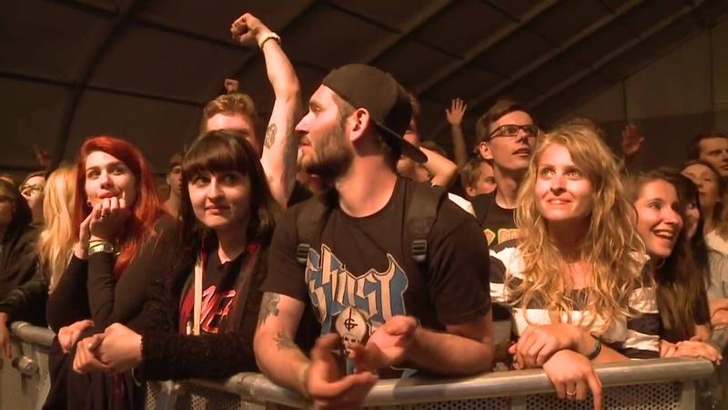 Refused LIVE at Open'er Festival 2015
