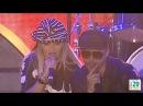 Delia ft Uddi Ipotecat Live la Forza ZU 2014