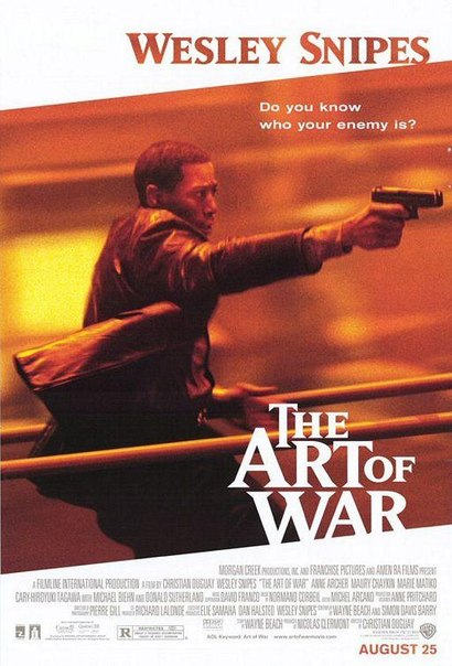 Ver El arte de la guerra (2000) Online