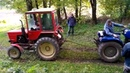 китайский трактор против т 25
