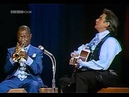 Johnny Cash Louis Armstrong Standing on the Corner Blue Yodel No 9