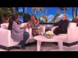 Oprah Shocks Superfan Tiffany Haddish RUS SUB