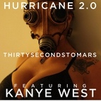 30 Seconds To Mars альбом Hurricane 2.0