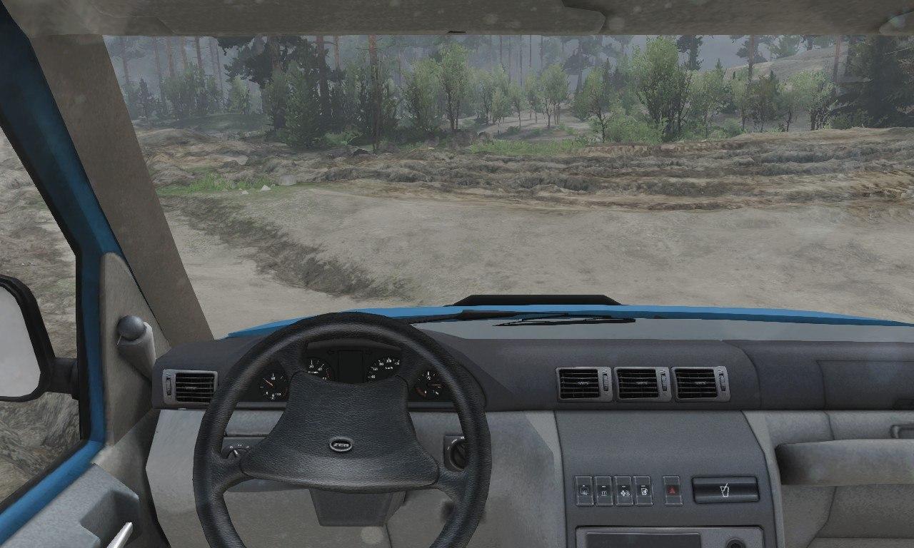 УАЗ Симба 3165/3165M для 03.03.16 для Spintires - Скриншот 2