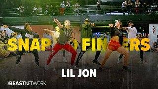 Snap Yo Fingers Lil Jon   Willdabeast & Janelle Ginestra