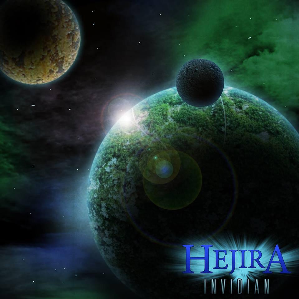 Hejira - Invidian (EP) (2015)