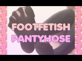 Asian nylon pantyhose footfetish [fetish asian girl panties orgasm soft porn stockings pantyhose lingerie dildo]