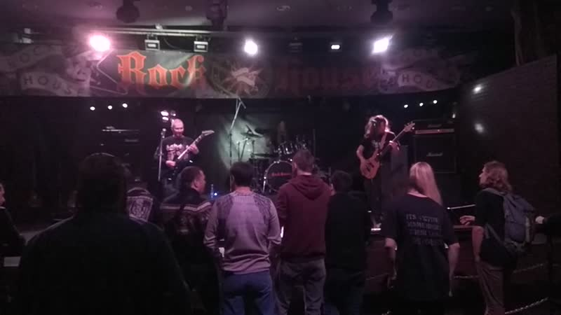 Black Death Metal 10.10.18 Rock House 3
