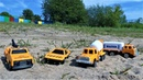 Видео про машинки для детей - Игрушки для мальчиков - Детские машинки для малышей