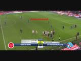 Reims vs Strasbourg 2-1