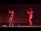 ТОГУЧИ-2014 ДЕФИЛЕ НЕ АЗИЯ № 12 Клип Lady Gaga feat Beyonce