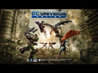 DC Universe Online #1/Созданим свою Лигу Справедливости?