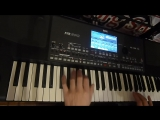 Modern Talking -In 100 Years Remix (Korg Pa 600) ClipsFull